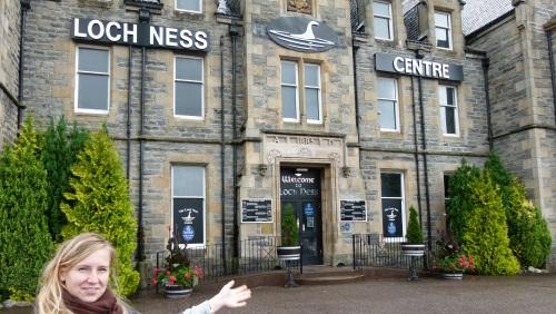 Loch Ness Besucherzentrum @schottlandrundreise