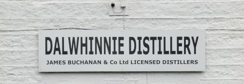 Dalwhinnie Distillery Schottland @schottlandrundreise