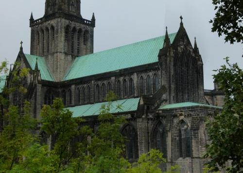 St. Mungo's Cathedral in Glasgow Schottland (c) schottlandrundreise