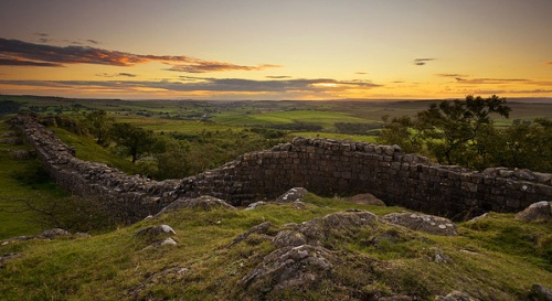 Hadrianswall Wandern an Schottlands Grenze flickr (c) paul mcgreevy CC-Lizenz