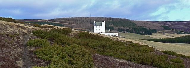 Corgarff Castle in Schottland in Aberdeenshire flickr (c) Nick Bramhall CC-Lizenz