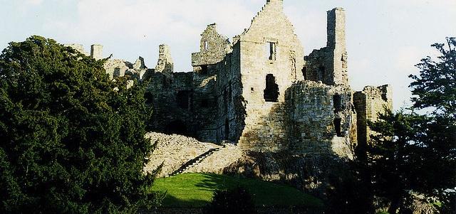 Dirleton Castle in Schottland flickr (c) PhilipC CC-Lizenz