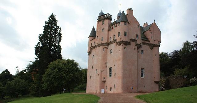 Craigievar Castle in Schottland flickr (c) Nick Bramhall CC-Lizenz